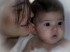 Adriana y su mama Beatriz